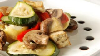 Roasted Veggies - Hot or Cold