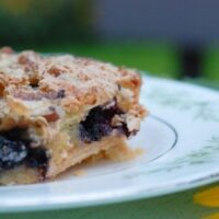 Susan's Blueberry Coffeecake