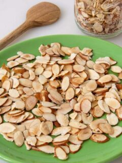 How to Use a Microwave to Toast Nuts or Coconut