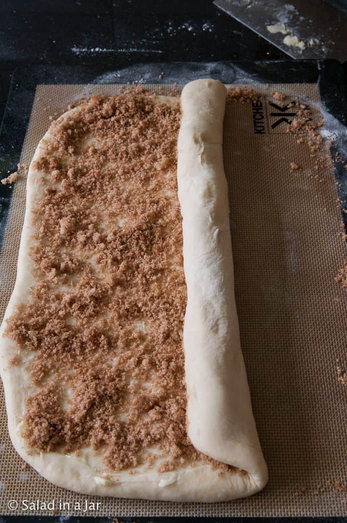 Stay-Fresh Homemade Cinnamon Rolls