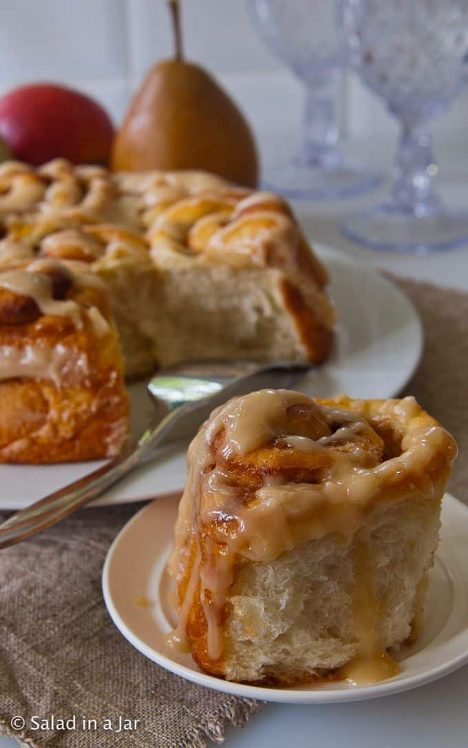 Stay-Fresh Homemade Cinnamon Rolls
