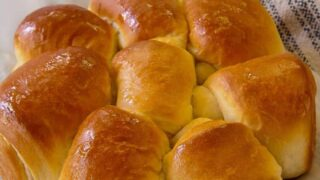 My Favorite Dinner Rolls--Updated with the Tangzhong Method
