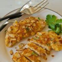 Crispy Almond Chicken Tenderloins