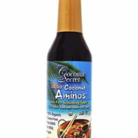 Coconut Secret Coconut Aminos Sauce Organic 8 oz (1 Pack)
