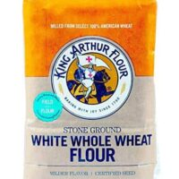 King Arthur White Whole Wheat Multi Purpose Flour, 5 lb