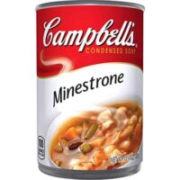 Campbell's Condensed Soup, Minestrone, 10.75 Ounce
