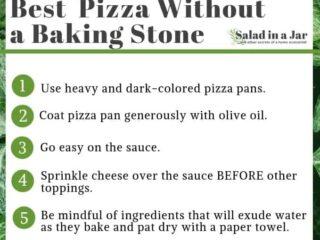 9 secrets for making homemade pizza