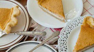 Grandma's Magic Pumpkin Pie with Incredible Layers
