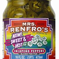 Mrs. Renfro's Sweet & Hot Jalapeno Peppers