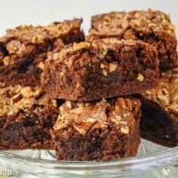 Microwave Brownies: Great for Emergencies