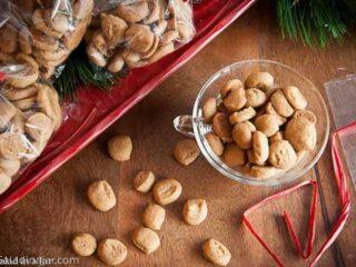 peppernuts