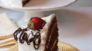Kay's Swiss Chocolate Cake--A Crowd Favorite