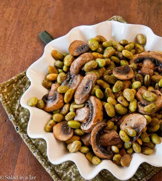 ready-to-eat roasted edamame