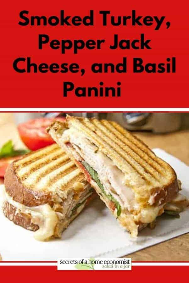Pinterest Image of Panini