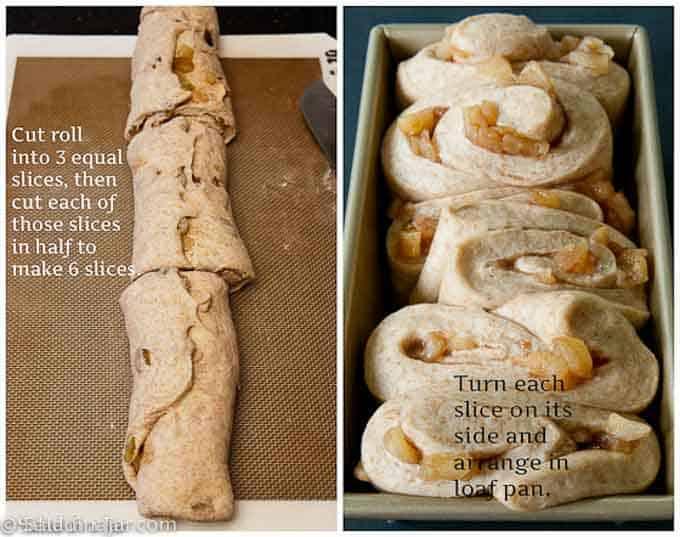 alternate way to shape loaf