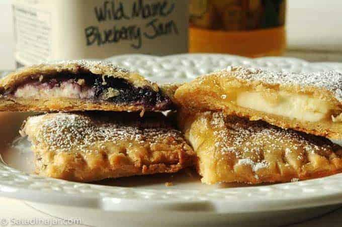 jam and cream cheese pop tart