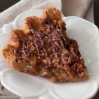 Browned-Butter Pecan Pie