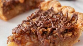 Browned-Butter Pecan Pie with 5 Tips for Preventing the Crust from Sticking