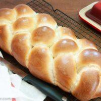 4-braid challah