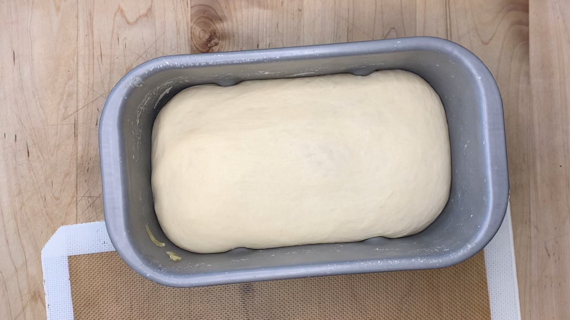 how dough should look at the end of the DOUGH cycle